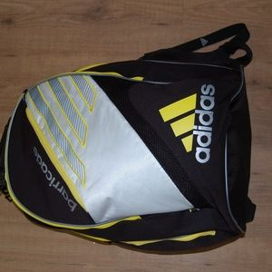 Adidas Barricade III Tour Tennis Bag Backpack